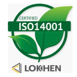 Компания LOKHEN прошла сертификацию экологического менеджмента ISO 14001